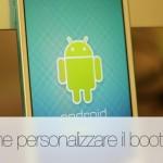 Personalizzare il boot logo su iOS 7 .