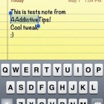 SwipeSelection : il tweak più utile per la scrittura