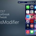 StatusModifier : personalizzare al massimo la barra di stato di iOS 7